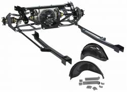 Suspension Kits - Rear Kit - Heidts - 65 - 70 Mustang Heidts PRO-G IRS Kit, High HP with Mini-Tubs