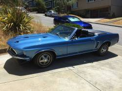 Stang-Aholics - 69 - 70 Mustang SR-69 Shelby-Style Fiberglass Hood, WITH Ram Air Chamber - Image 10