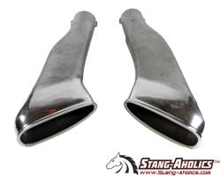 Build Kits - Eleanor Mustang Parts - Stang-Aholics - 1967 Eleanor Mustang Side Exhaust Tips