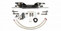 Steering - Rack & Pinion Kits - Unisteer - Late 67 - 70 Mustang Power Rack and Pinon, Small Block