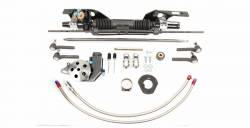 Steering - Rack & Pinion Kits - Unisteer - 1967 Mustang  Early 67 Mustang Power Rack and Pinion, Small Block