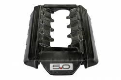 Engine - Engine Compartment Dress-Up - TruFiber - 15 - 16 Mustang 5.0 Carbon Fiber LG220 Engine Cover