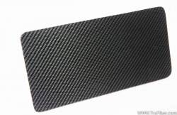 Carbon Fiber - Misc Pieces & Trim - TruFiber - 1984 - 2016 Mustang Carbon Fiber LG277 License Plate