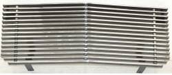 Body - Grilles - Scott Drake - 65 - 66 Mustang Lower R-Model Style Front Billet Grille w/ Bumper