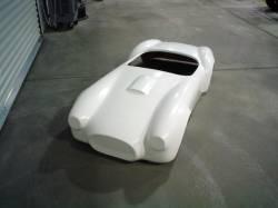 Fiberglass - S-Styled - Stang-Aholics - Fiberglass Go-kart Body C-Styled