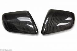 Carbon Fiber - Misc Pieces & Trim - TruFiber - 15 - 16 Mustang Carbon Fiber LG242 Mirror Covers