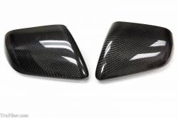 TruFiber - 15 - 16 Mustang Carbon Fiber LG249 Mirror Covers
