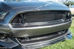 TruFiber - 2015 - 2016 Mustang Carbon Fiber LG239 Front Bumper Upper Grille - Image 3