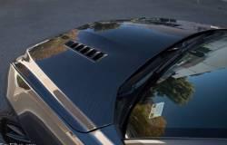 TruFiber - 2015 - 2017 Mustang Carbon Fiber A72 Ram Air Hood - Image 2
