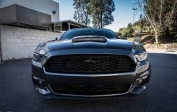 TruFiber - 2015 - 2017 Mustang Carbon Fiber A72 Ram Air Hood - Image 3
