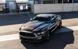 TruFiber - 2015 - 2016 Mustang Carbon Fiber A49-3 Hood - Image 2