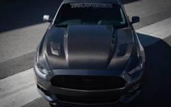 TruFiber - 2015 - 2016 Mustang Carbon Fiber A49-3 Hood - Image 3