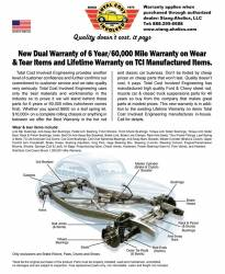 Total Cost Involved - 65 - 70 Mustang Coil-over IFS Kit - Show Package - Image 9