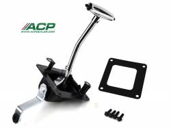 All Classic Parts - 67 - 68 Mustang Automatic Shifter Complete Assembly, Console Shift