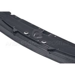 Anderson Composites Mustang Parts - 10 - 14 MUSTANG SHELBY GT500 Carbon Fiber Front Chin Splitter - Image 4