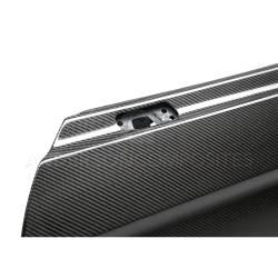 Anderson Composites Mustang Parts - 2015 - 2016 MUSTANG  Carbon Fiber Doors (Pair) - Image 4