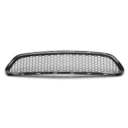 Anderson Composites Mustang Parts - 2015 - 2016 MUSTANG TYPE-AE Carbon Fiber Front Upper Grille - Image 2