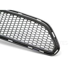 Anderson Composites Mustang Parts - 2015 - 2016 MUSTANG TYPE-AE Carbon Fiber Front Upper Grille - Image 4