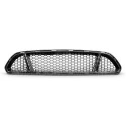 Body - Grilles - Anderson Composites Mustang Parts - 2015 - 2016 MUSTANG TYPE-GT Carbon Fiber Front Upper Grille