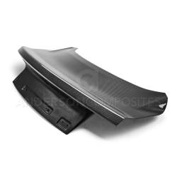Carbon Fiber - Trunk & Related - Anderson Composites Mustang Parts - 2015 - 2016 MUSTANG TYPE-OE Carbon Fiber Decklid