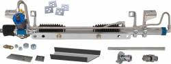Steering - Rack & Pinion Kits - Total Control Products - 71 - 73 Mustang Power Rack and Pinion, Small Block/Big Block LH Drive