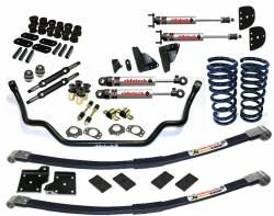 Suspension Kits - Front & Rear Packages - RideTech - 1964 - 1966 Mustang Ridetech Street Grip Suspension System