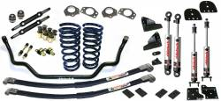 Suspension Kits - Front & Rear Packages - RideTech - 1967 -  1970 Mustang Ridetech Street Grip Suspension System