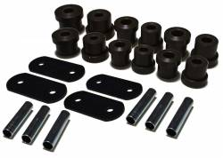 Suspension - Leaf Springs - RideTech - 1967 - 1970 Mustang RideTech StreetGrip Delrin Leaf Spring Bushings - Set