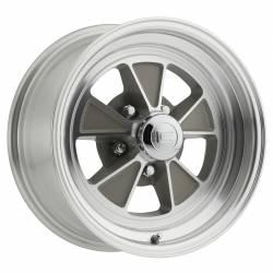 Scott Drake - 64 - 73 Mustang 15 x 7 Legendary GT5 Alloy Wheel- Clear/Machined