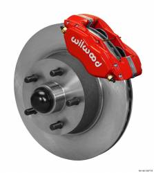 Disc Brakes - Brake Kits - Wilwood Engineering Brakes - 70 - 73 Mustang Wilwood Front Dynalite Brake Kit