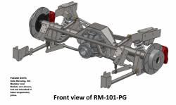 Heidts - 64 - 70 Mustang Heidts PRO-G 4 Link Suspension