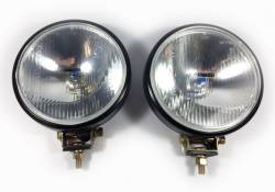 Electrical & Lighting - Headlights - Delta Lighting Technology - 67 - 68 Mustang Eleanor Auxillary Lights, Lower Center Fog Lights, Pair