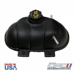 Engine - Engine Compartment Dress-Up - NXT-GENERATION - 15 - 19 Mustang Black Coolant Reservoir Tank Cover