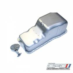Oil System - Pans - California Pony Cars - 1969 - 1970 Mustang Boss 429 Front Sump Oil Pan