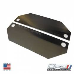 Engine - Engine Mounts - California Pony Cars - 64 - 68 Mustang Motor Mount Heat Shields (260, 289, 302)