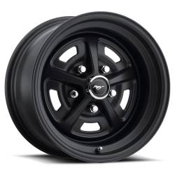 Legendary Wheel Co. - 64 - 73 Mustang 15 X 7 Magnum 500 Alloy Wheel, Stealth Black