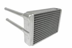 A/C & Heating - Heater Cores - Scott Drake - 64 - 68 Mustang Heater Core with Extended Tubes, Aluminum