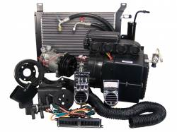 A/C & Heating - A/C Systems & Upgrades - Old Air Products - 1968 Mustang Non Air Car, 390, Hurricane AC & Heat Complete Pkg, Electronic Controls