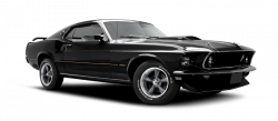 "Voxx - 64 - 73 Mustang Old School Gun Metal Machined Lip Wheel 17 X 7 , 4.00"" bs, EACH - Image 2"