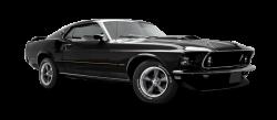 "Voxx - 64 - 73 Mustang Old School Gun Metal Machined Lip Wheel 18 X 8 , 4.50"" bs, EACH - Image 2"