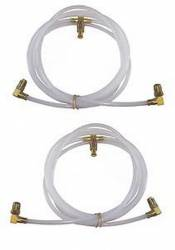 Convertible Top - Top Pump & Related - Stang-Aholics - 1965-1970, 1983 - 2007 Mustang Convertible Hydraulic Top Hose Lines