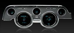 Gauges - Aftermarket Gauges - Dakota Digital Gauges & Accessories - 68 Mustang Digital Instruments, Dakota Digital