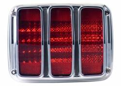 Electrical & Lighting - Tail Lights - Dakota Digital Gauges & Accessories - 1964 - 66 Mustang LED Replacement Tail Light Kit