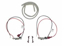Electrical & Lighting - Turn Signals - Scott Drake - 1967 - 1968 Mustang  Sequential Turn-Signal Hood Lights