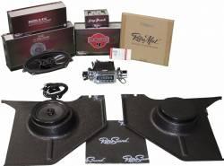 Audio - Radio & Related - RetroSound - 64 - 66 Mustang RetroSound Standard System