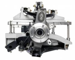 Detroit Speed - 65 - 70 Mustang Detroit Speed Aluma-Frame Front Suspension Kit, Single Adjustable Shocks - Image 5