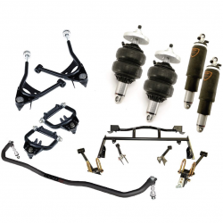 RideTech - 67-70 Mustang RideTech ShockWave Front and Rear Suspension Kit