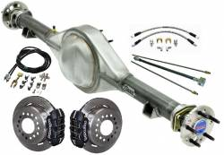 Drivetrain - Axles & Housings - Stang-Aholics - 64 - 66 Mustang Currie Performance 9 Inch Rear End Package