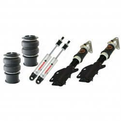 RideTech - 2015 - Up Mustang Ridetech Air Suspension System, HQ Shocks