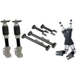 Suspension - Air Ride & Related - RideTech - 79 - 89 Mustang RideTech Air Suspension System